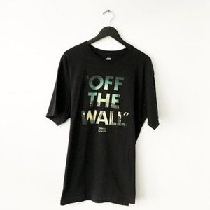 Vans Off The Wall Graphic T Shirt Skate Streetwear